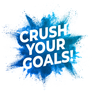 Crush Your Goals! by Austin Bollinger